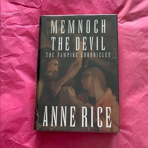 Other - Anne Rice - Memnoch The Devil. 1st Edition
